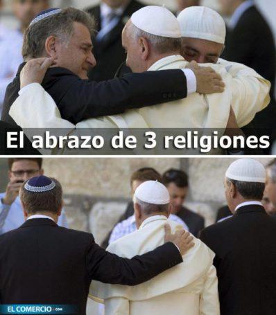 3 religiones