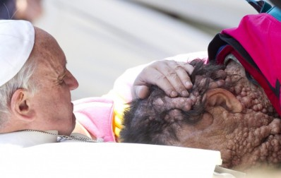 santo padre delirio de amor