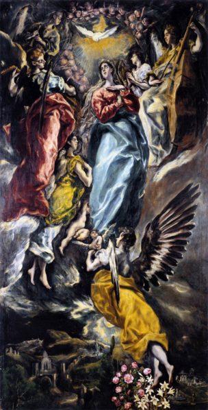 Inmaculada_Oballe_El_Greco