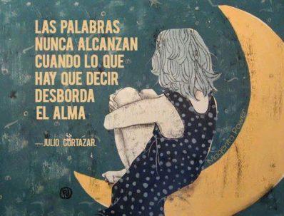 Personajes Julio Cortazar Las palabras nunca alcanzan -3...